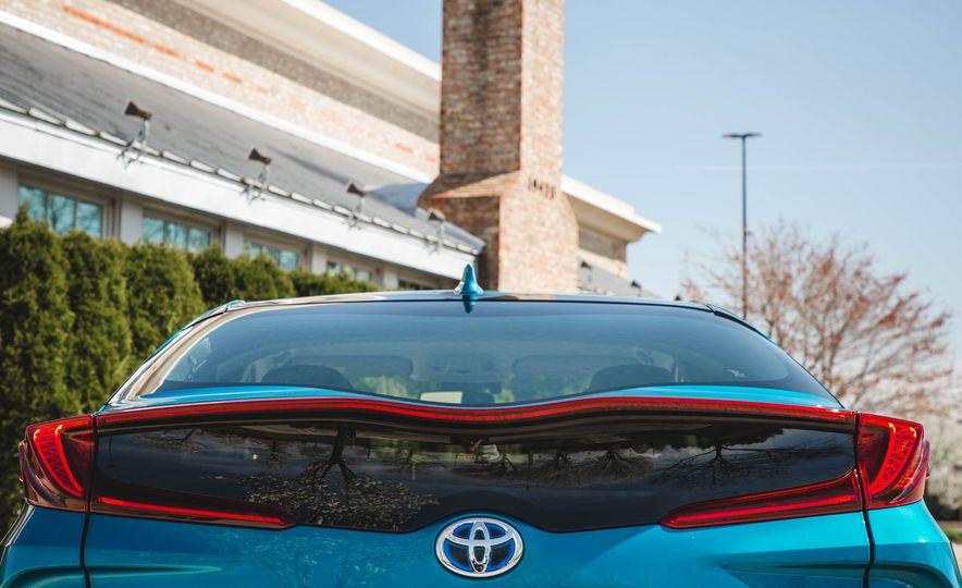 2017 Toyota Prius Prime - Slide 20
