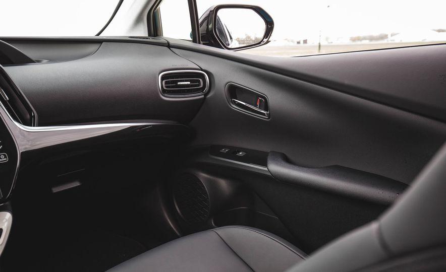 2017 Toyota Prius Prime - Slide 50