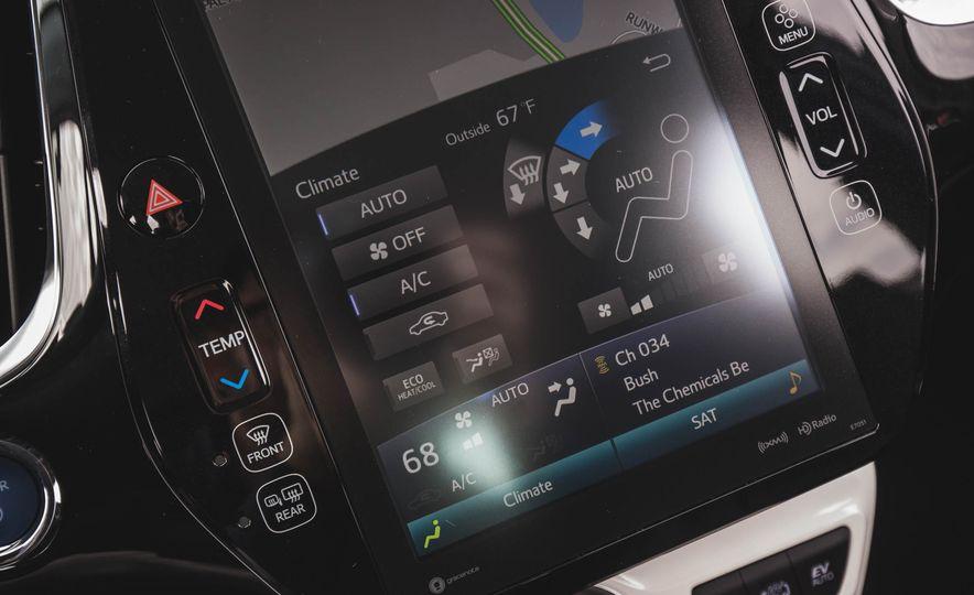 2017 Toyota Prius Prime - Slide 42