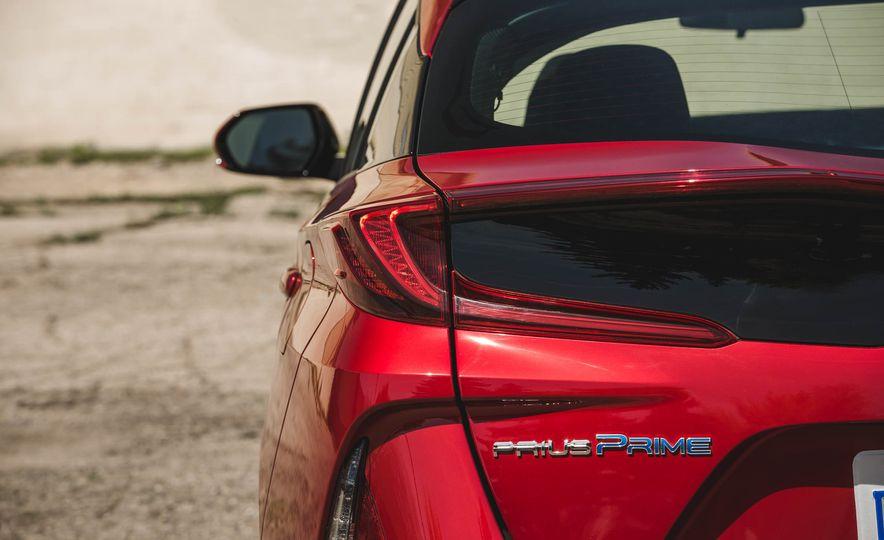 2017 Toyota Prius Prime - Slide 87