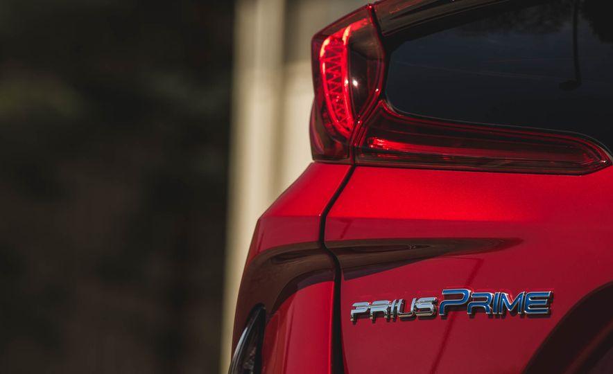 2017 Toyota Prius Prime - Slide 88
