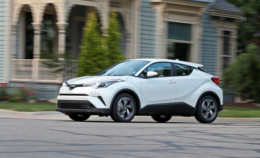 2018 Toyota C-HR - Slide 1