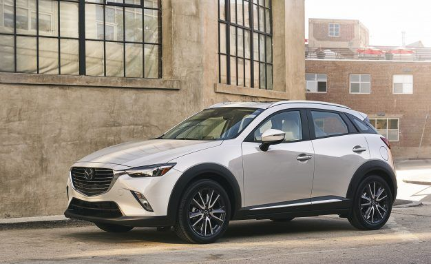 2018 Mazda CX-3 Sports Modest Updates; Prices Start at $21,050