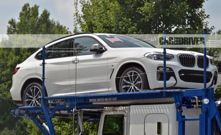 X-Posed: 2019 BMW X4 Caught in the Nude