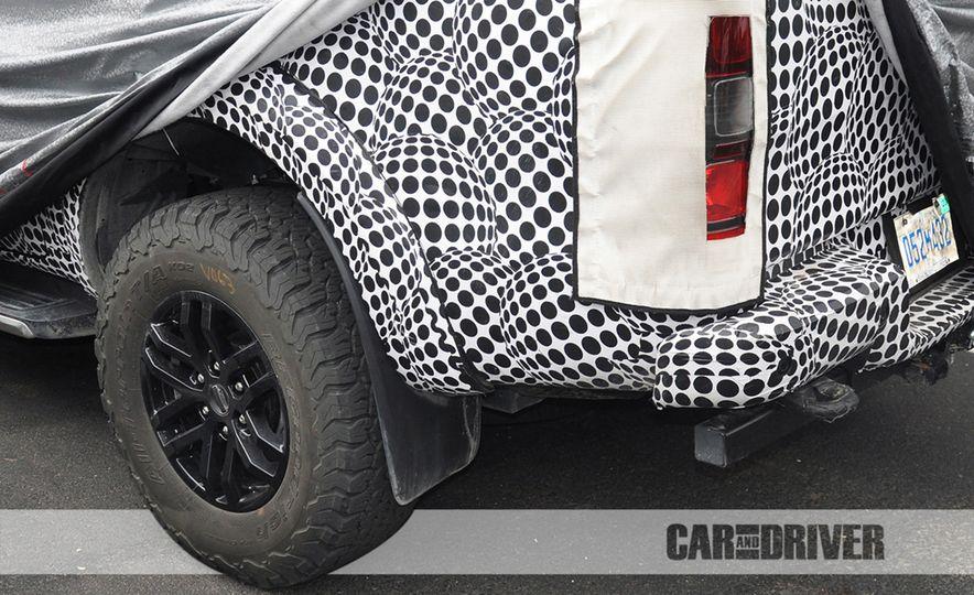 2019 Ford Ranger Raptor - Slide 17