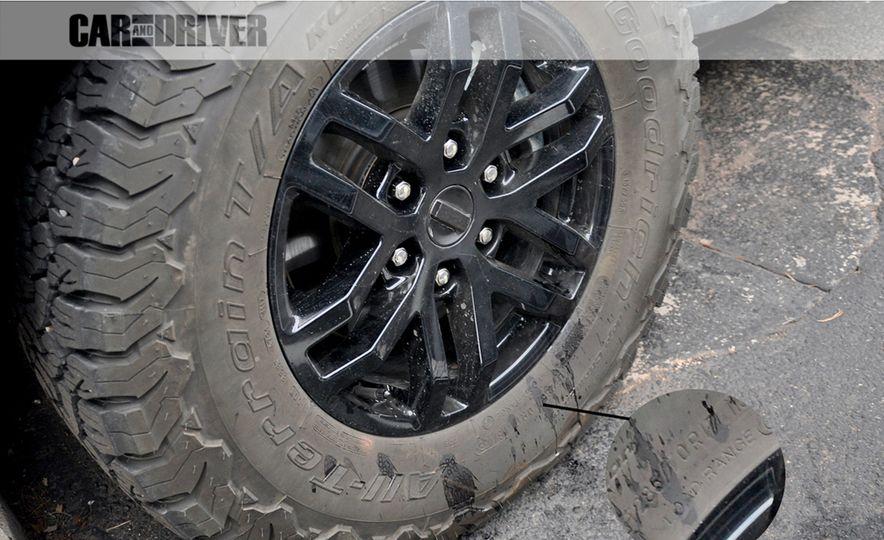 2019 Ford Ranger Raptor - Slide 18
