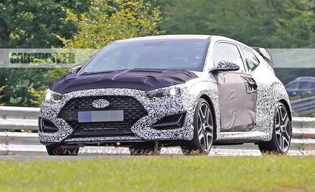 Hot Hatch N-vy: Our Clearest Look Yet at the All-New Hyundai Veloster N