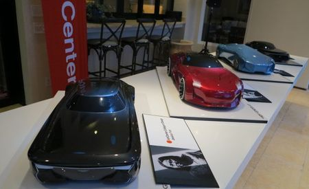 What Would a Genesis GT Car Look Like in 2025? The Automaker and ArtCenter Students Give Us a Peek