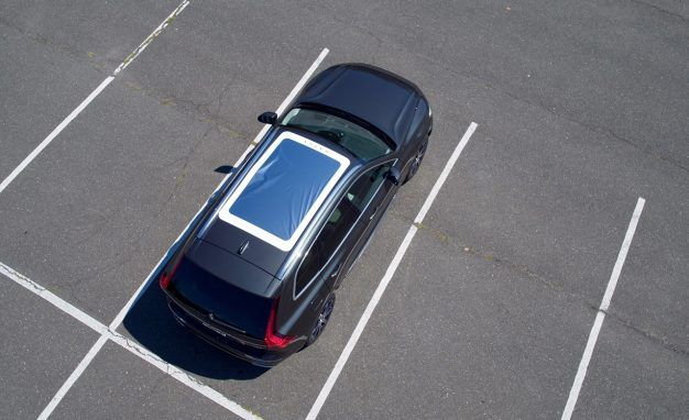 Sun Chaser: Volvo Turns XC60 into Retina-Friendly Eclipse Viewing Station
