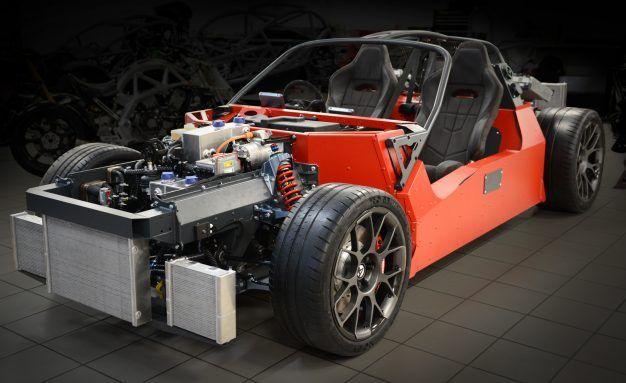 Atom to Electron: Ariel Prepares a 1200 Horsepower Electric Hypercar