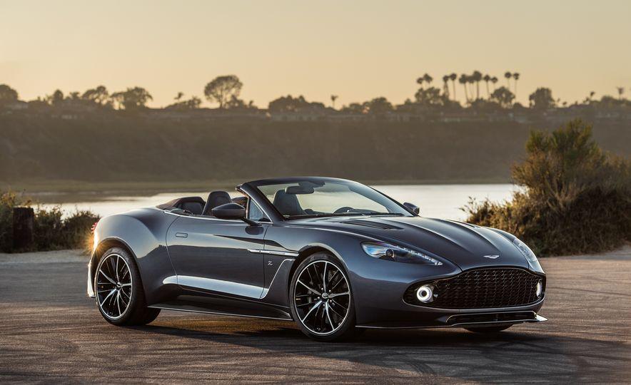 Aston Martin Vanquish Zagato family - Slide 8