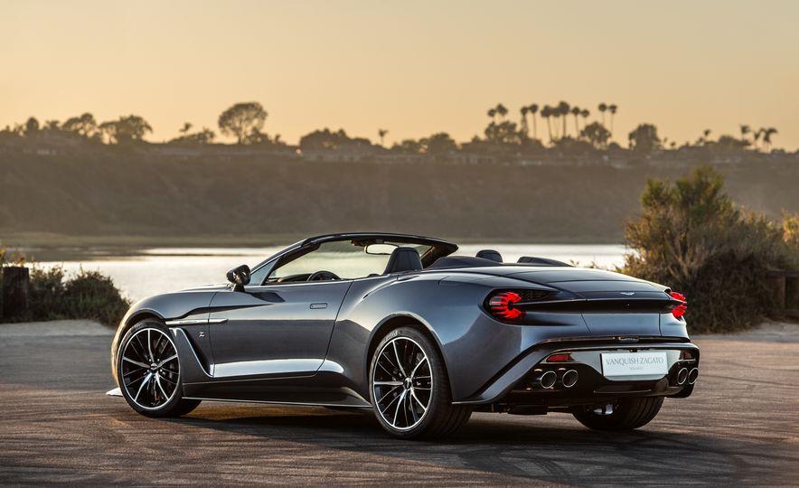 Aston Martin Vanquish Zagato family - Slide 9