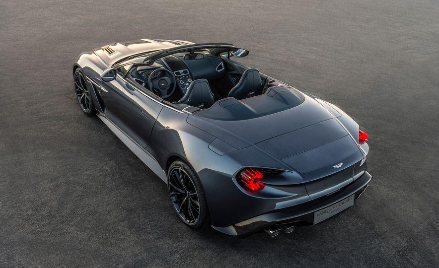 Aston Martin Vanquish Zagato family - Slide 10