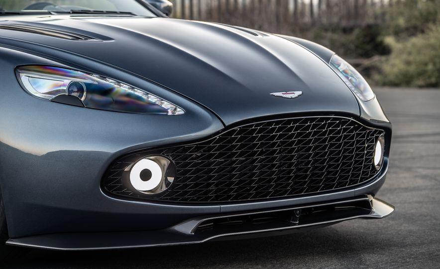 Aston Martin Vanquish Zagato family - Slide 11