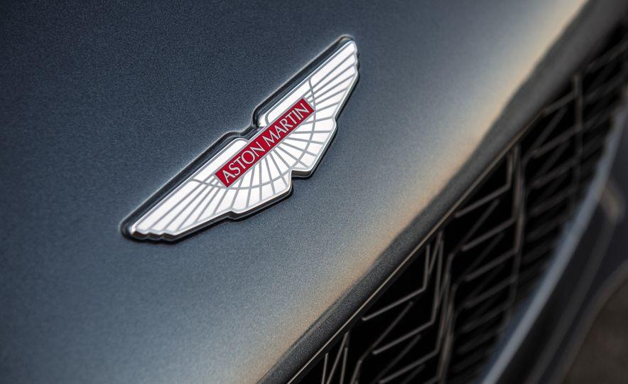 Aston Martin Vanquish Zagato family - Slide 13