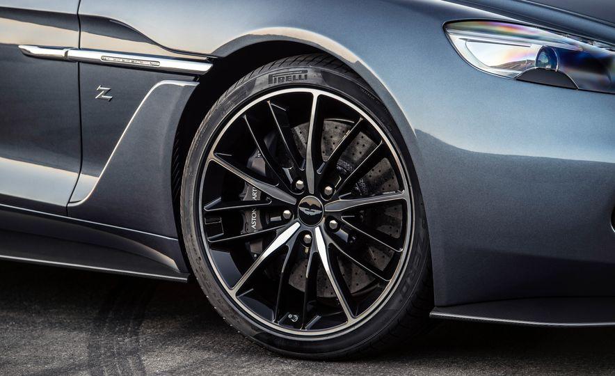 Aston Martin Vanquish Zagato family - Slide 16