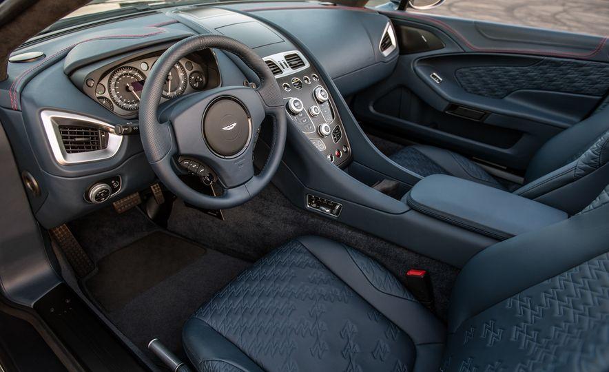 Aston Martin Vanquish Zagato family - Slide 20