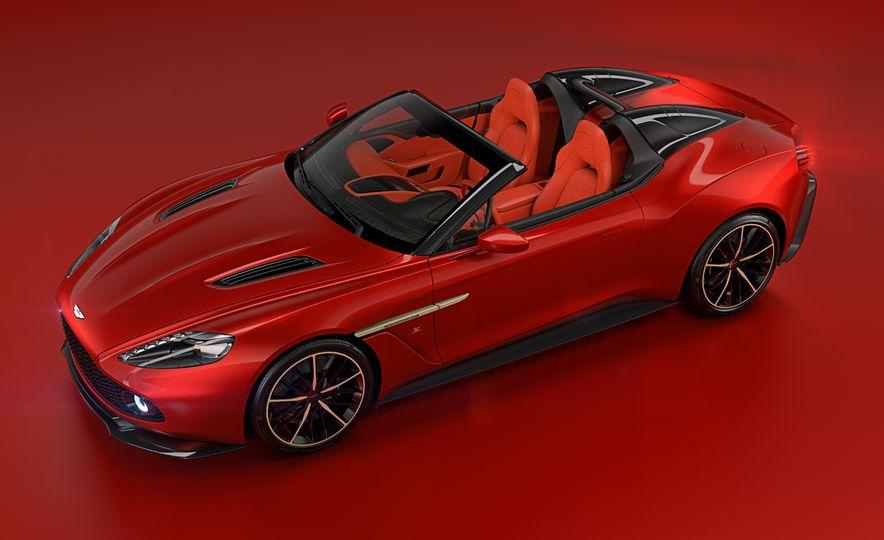 Aston Martin Vanquish Zagato family - Slide 2
