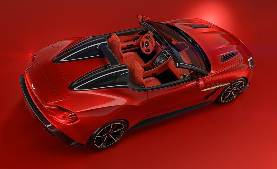 Aston Martin Vanquish Zagato family - Slide 5