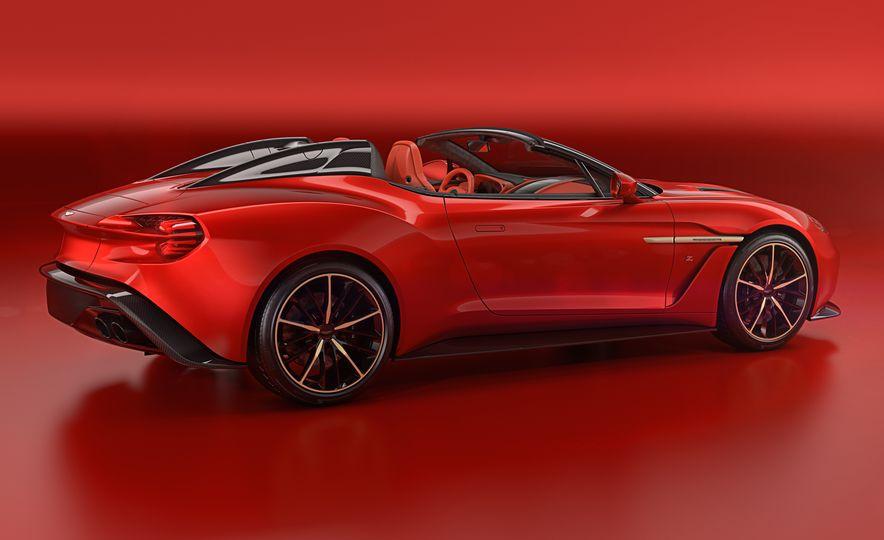 Aston Martin Vanquish Zagato family - Slide 6