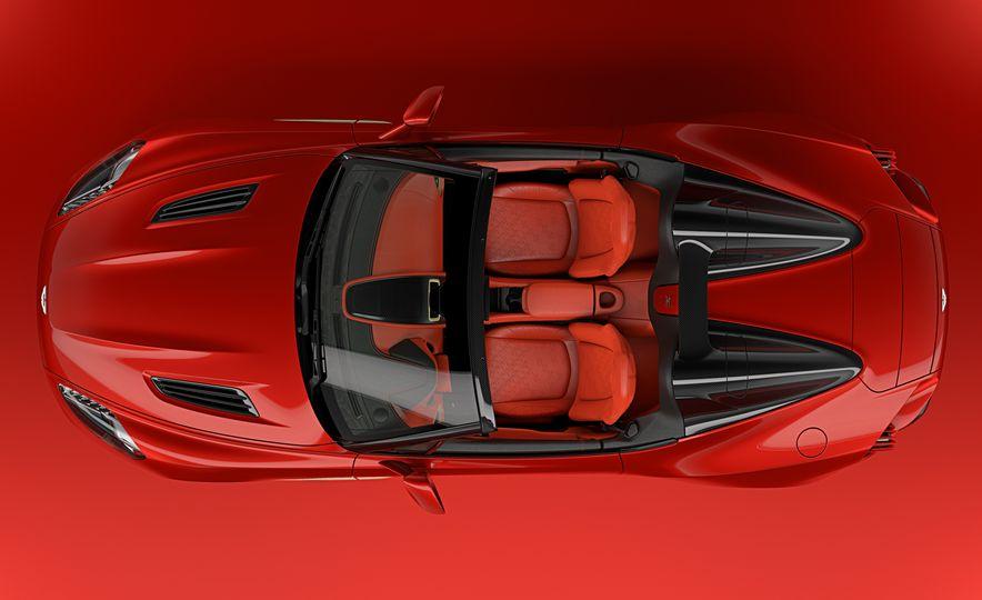 Aston Martin Vanquish Zagato family - Slide 7