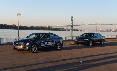Lyft And Magna Enter Deal To Develop Self Driving Systems News