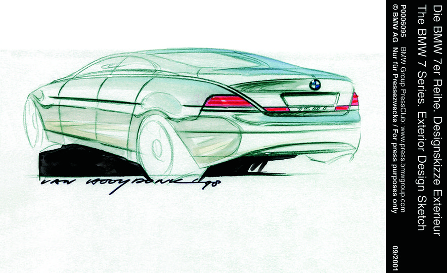 40 Years of the BMW 7-series - Slide 11