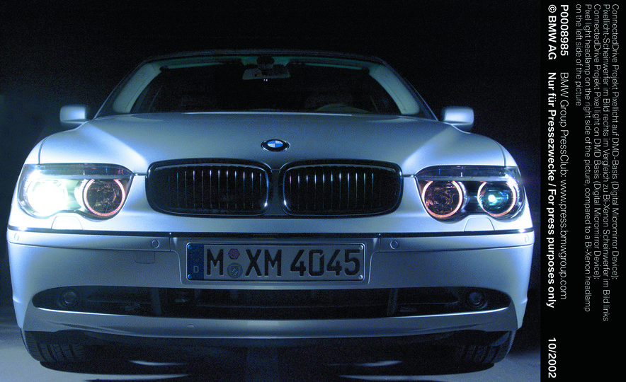 40 Years of the BMW 7-series - Slide 12