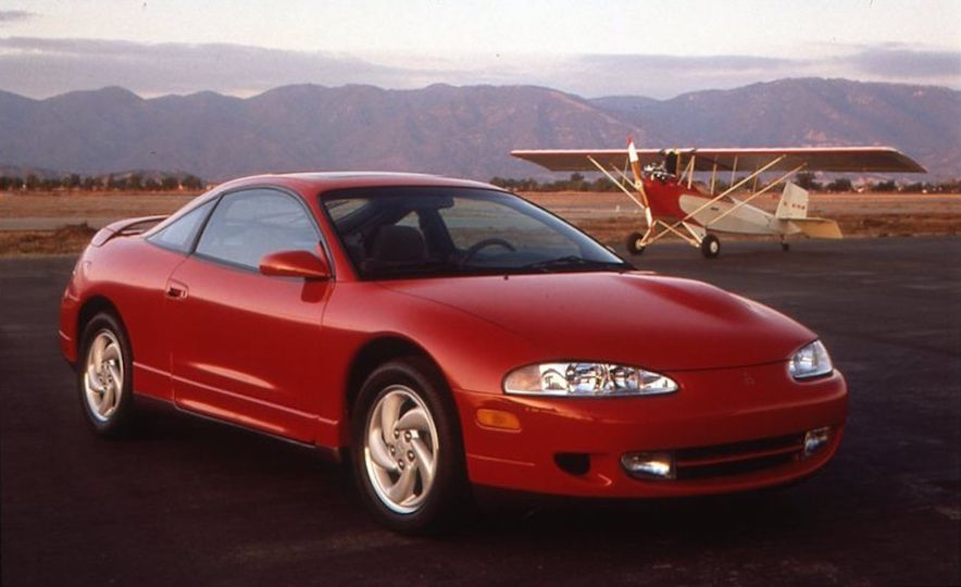 Total Eclipse of the Mitsubishi: A Turn around the History of the Ill-Starred Sports Coupe - Slide 5