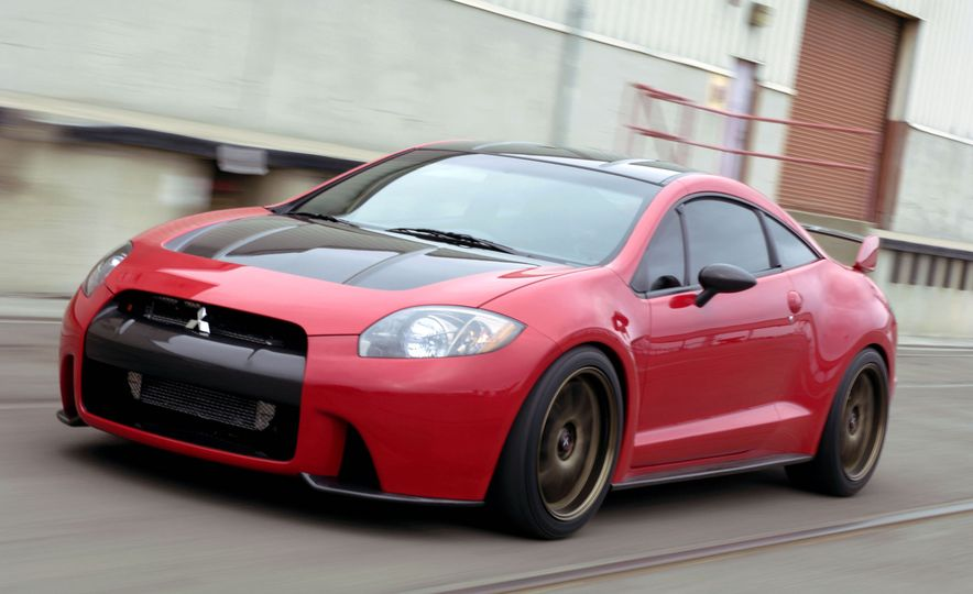 Total Eclipse of the Mitsubishi: A Turn around the History of the Ill-Starred Sports Coupe - Slide 17