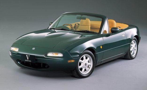 Mazda Is Starting a Restoration Service for NA Miatas | News | Car