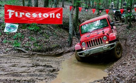 Stalking Bigfoot: We Go Muddin' with Firestone's New Off-Road Tire