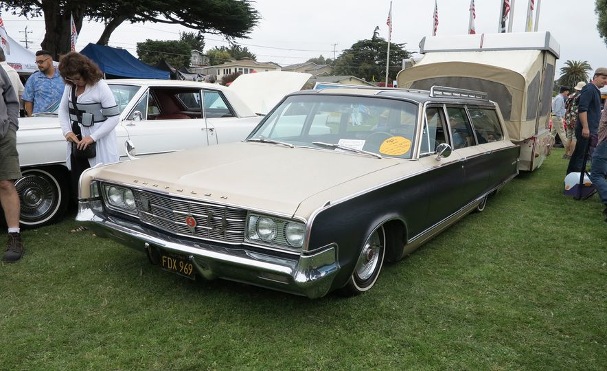 2017 Concours d'LeMons: The Choicest Hoopties and Jalopies from Monterey Car Week's Show of Misfits - Slide 2