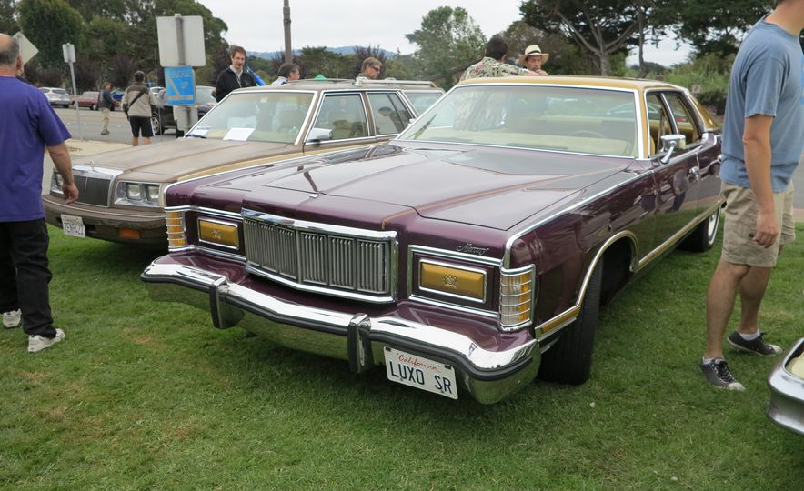 Concours DLeMons The Choicest Hoopties And Jalopies From - Monterey car show