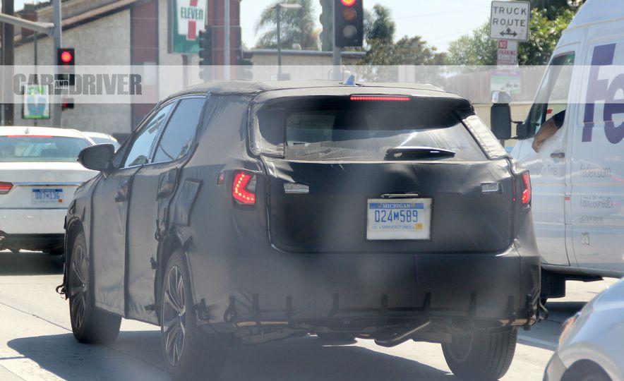 Lexus RX (spy photo) - Slide 4