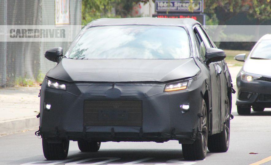 Lexus RX (spy photo) - Slide 5