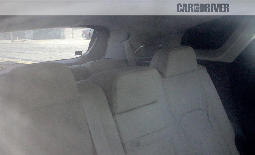 Lexus RX (spy photo) - Slide 11