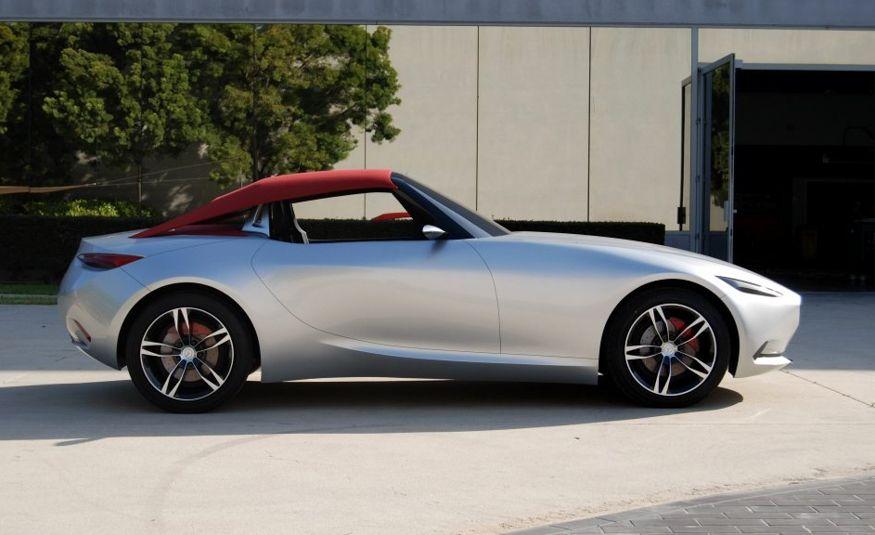 Mazda MX-5 Miata concept - Slide 5