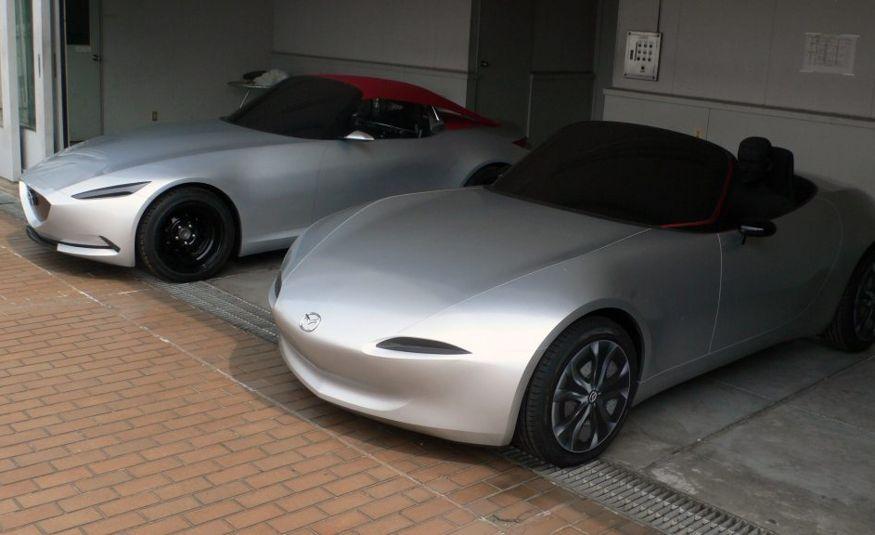Mazda MX-5 Miata concept - Slide 8
