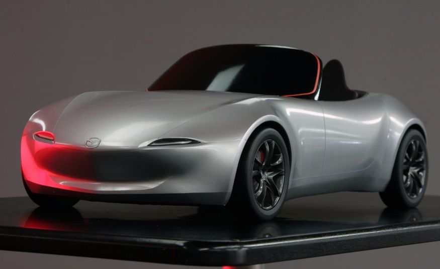 Mazda MX-5 Miata concept - Slide 9