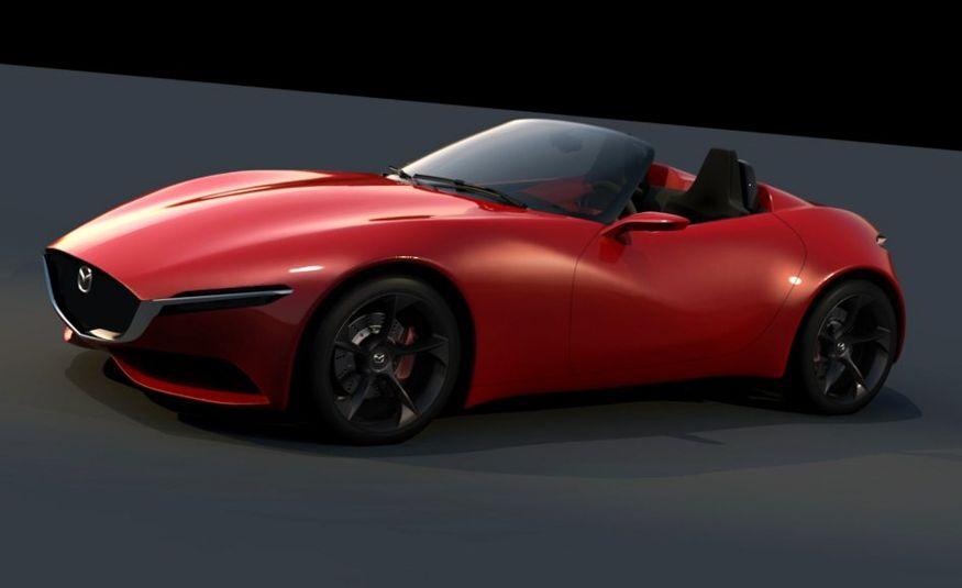Mazda MX-5 Miata concept - Slide 13