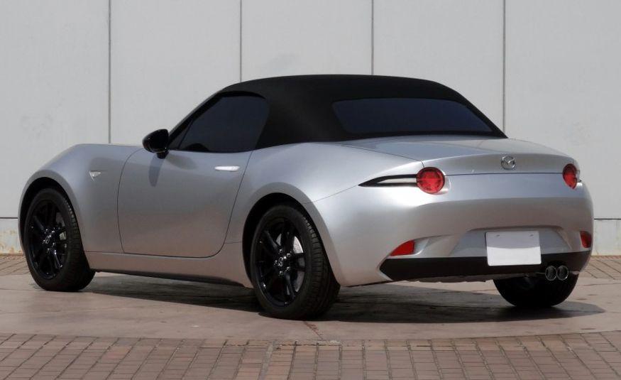 Mazda MX-5 Miata concept - Slide 17