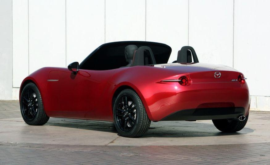Mazda MX-5 Miata concept - Slide 20