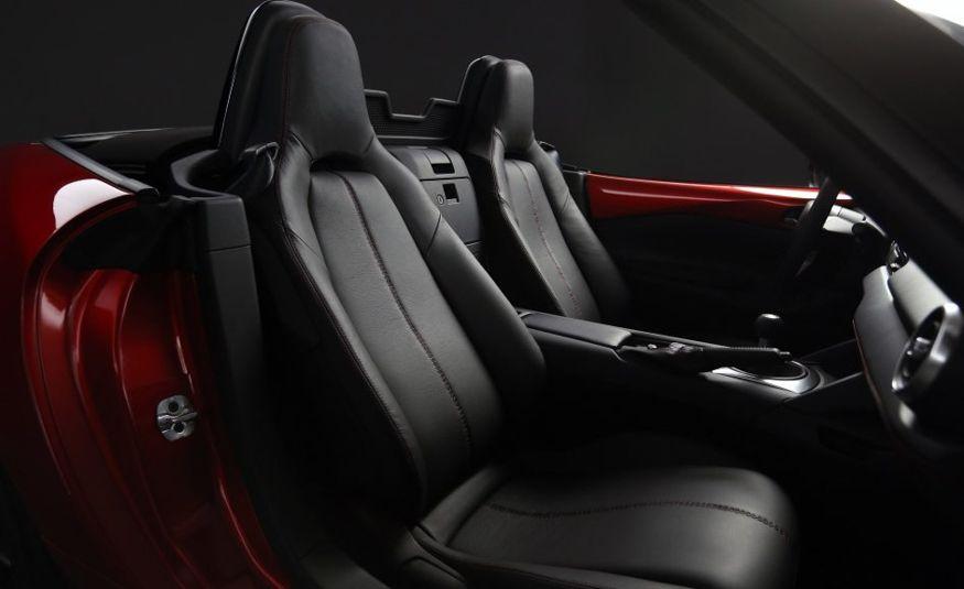 Mazda MX-5 Miata concept - Slide 21