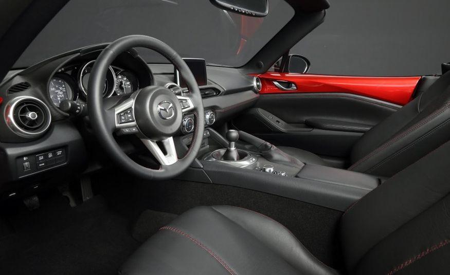 Mazda MX-5 Miata concept - Slide 22