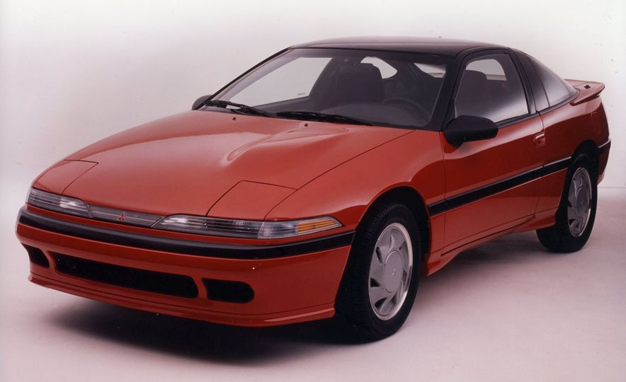 Total Eclipse of the Mitsubishi: A Turn around the History of the Ill-Starred Sports Coupe - Slide 2