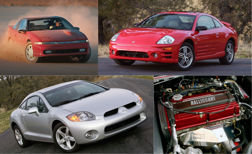 Total Eclipse of the Mitsubishi: A Turn around the History of the Ill-Starred Sports Coupe - Slide 1