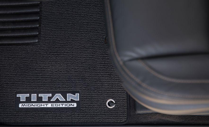 Nissan Titan Midnight Edition - Slide 13