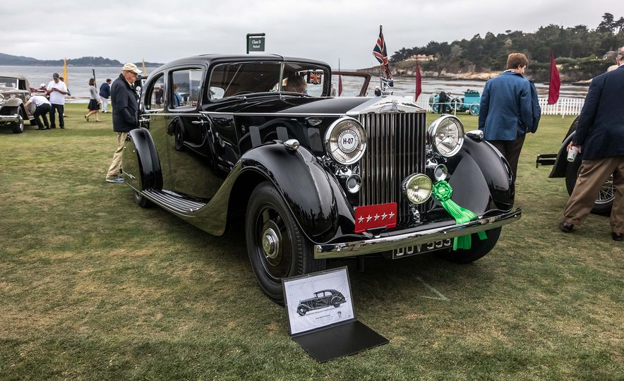 Our Favorite Cars at the 2017 Pebble Beach Concours d'Elegance - Slide 5