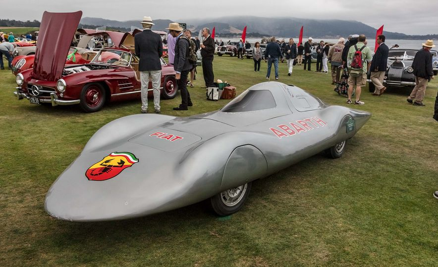 Our Favorite Cars at the 2017 Pebble Beach Concours d'Elegance - Slide 3